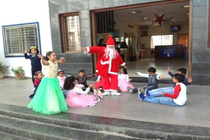 Podar International School-Christmas Celebration