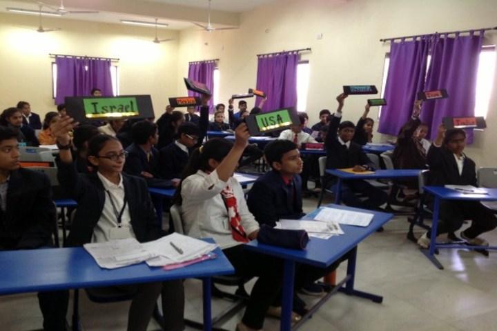 Podar International School-Conference