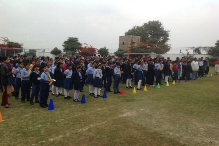 Podar International School-Drill