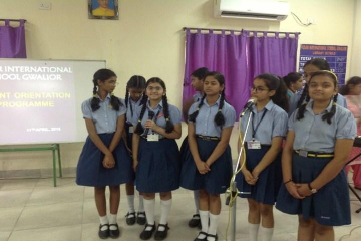 Podar International School-Parent Orentation
