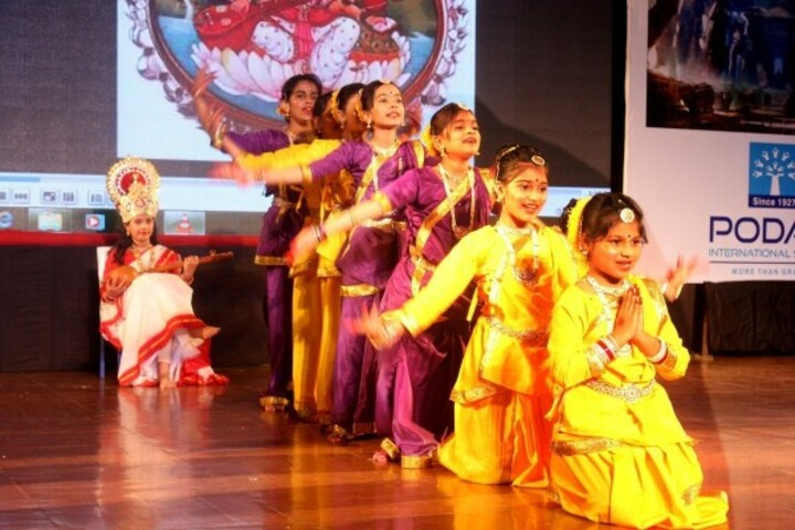 Podar International School-Annual Day1