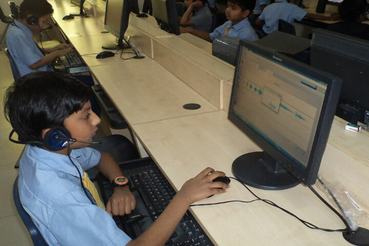 Podar International School-Computer Lab