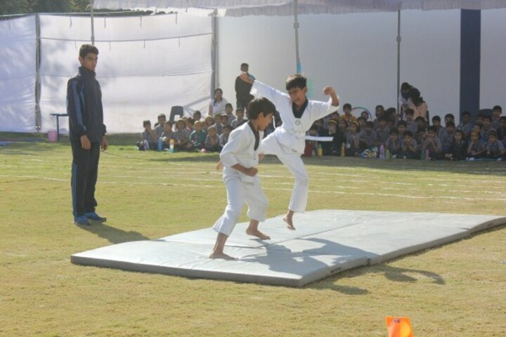 Podar International School-Karate