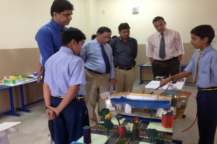 Podar International School-Science Fair