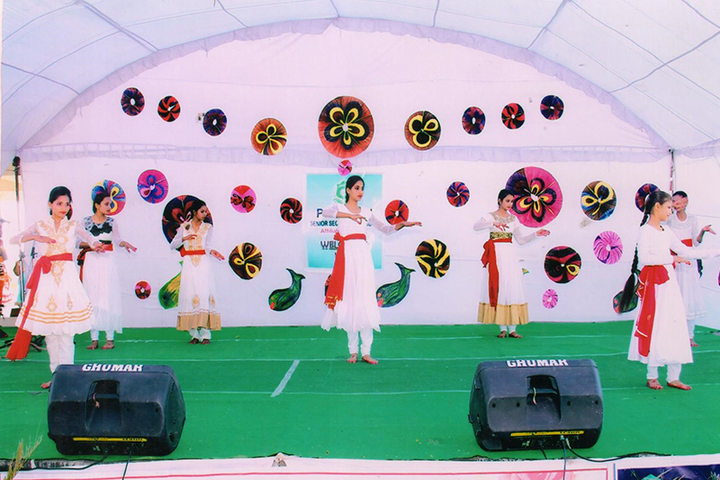 Pragyan English Medium Co Educational School-Dance