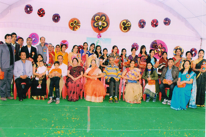 Pragyan English Medium Co Educational School-Group Photo