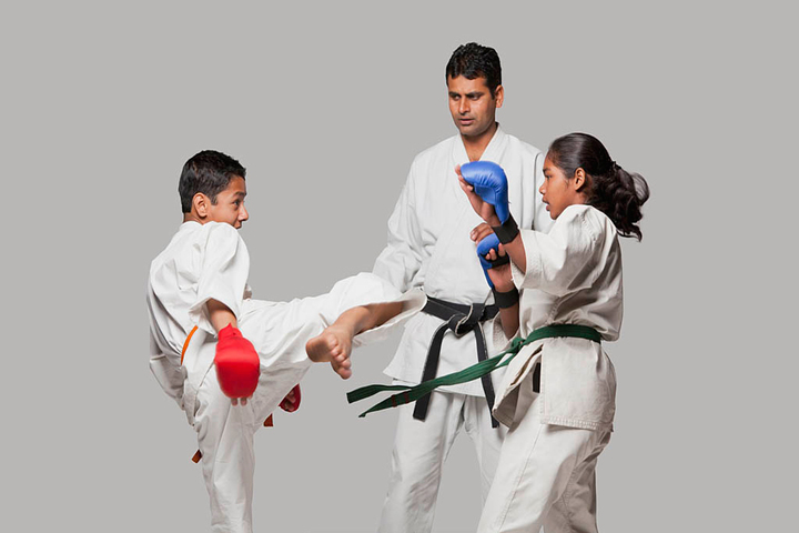 Pragyan English Medium Co Educational School-Karate
