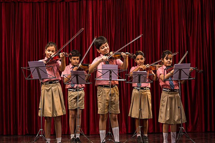Pragyan English Medium Co Educational School-Music