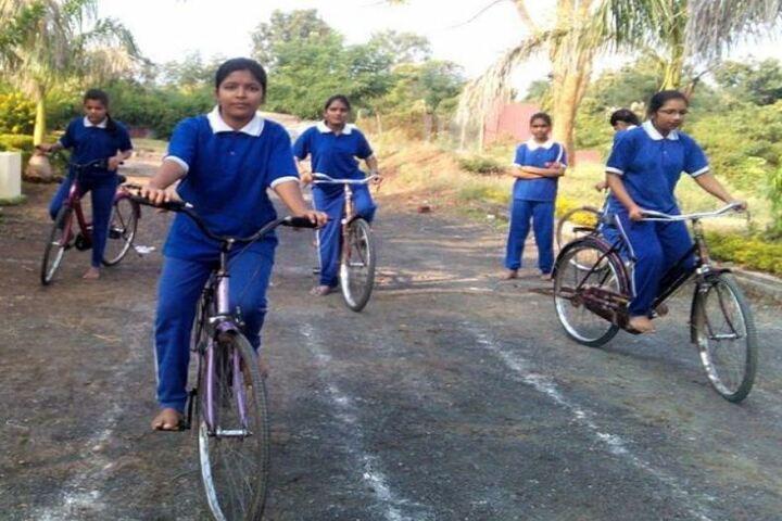 Pratibhasthali Gyanoday Vidiyapeeth-Cycling