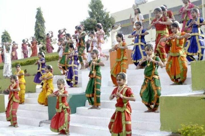 Pratibhasthali Gyanoday Vidiyapeeth-Dance