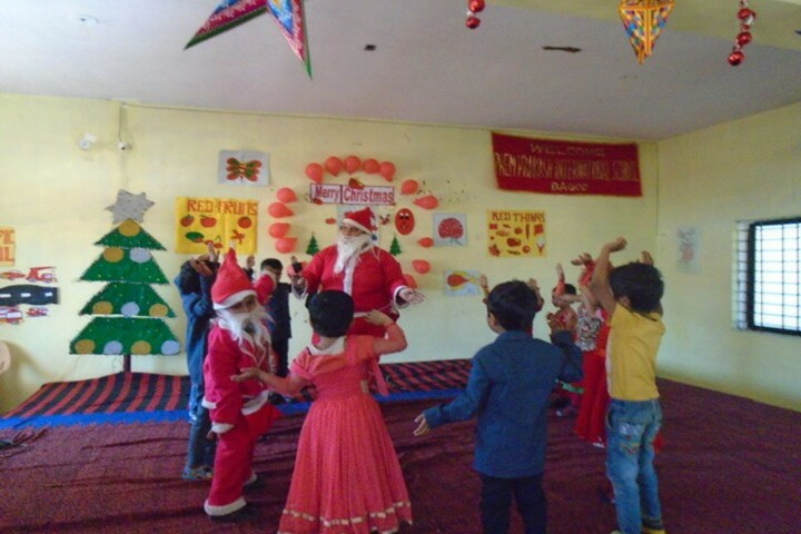 Premprakash International School-Christmas Celebrations