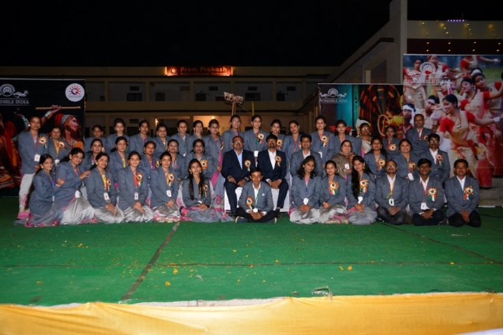 Premprakash International School-Group Photo