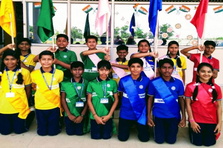 Prerna Convent International School-Sports Meet