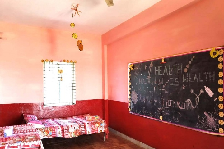 Prerna Convent International School-Classroom
