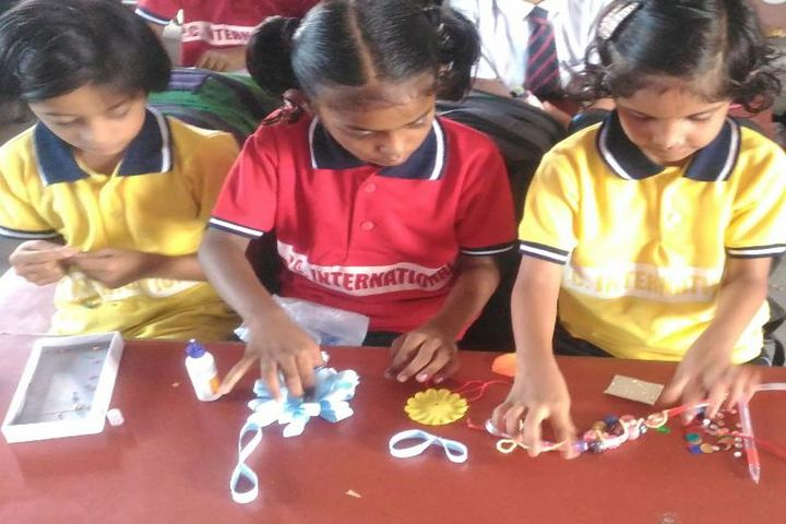 Prerna Convent International School-Rakhi-Celebration