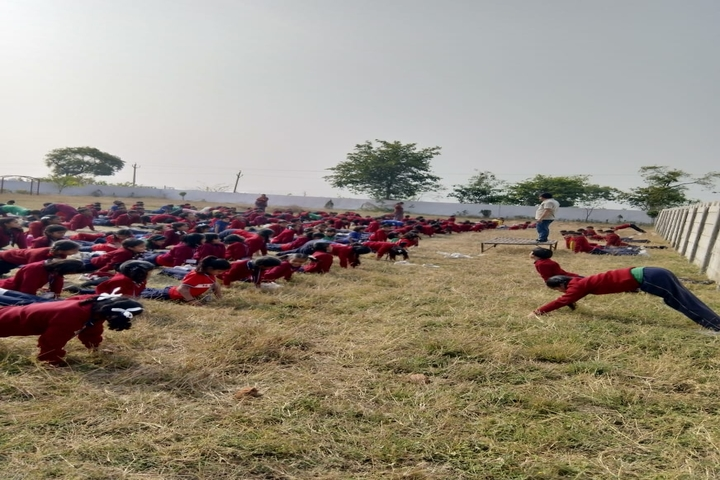 Prerna Convent International School-Yoga