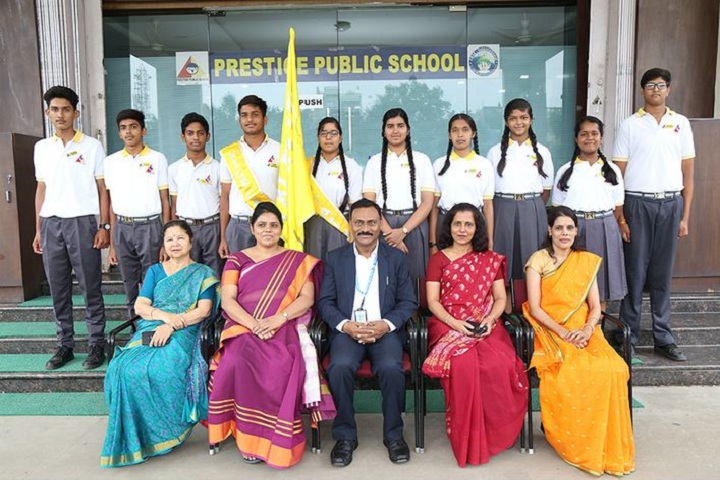 Prestige Public School-Staff