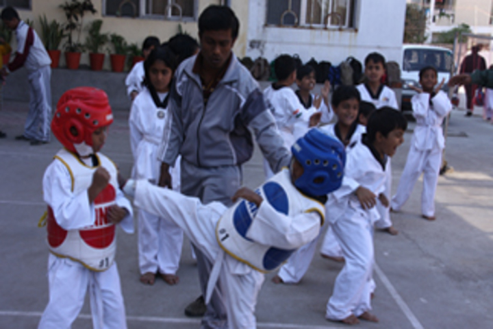 Prestige Public School-Activity