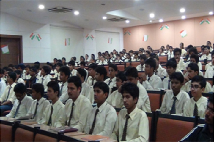 Prestige Public School-Auditorium1