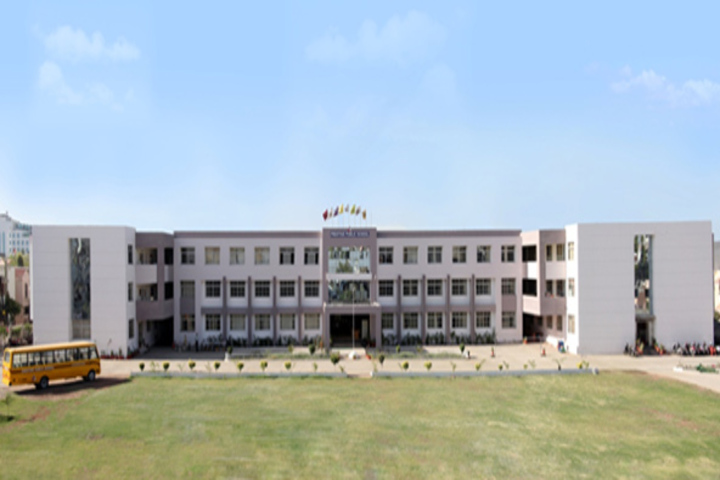 Prestige Public School-Campus-View
