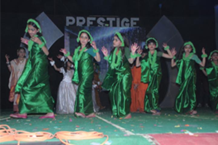 Prestige Public School-Dance
