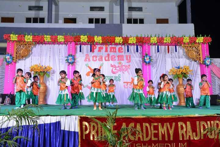 Prime Academy-Dance