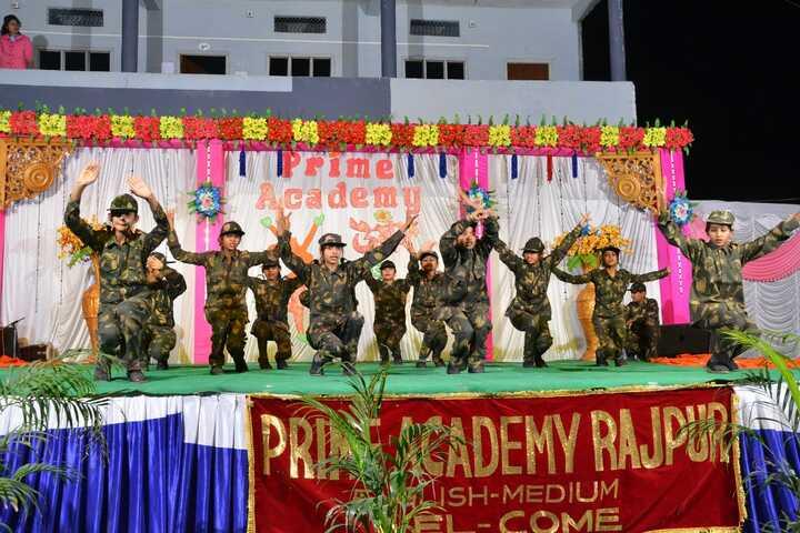Prime Academy-Farewell