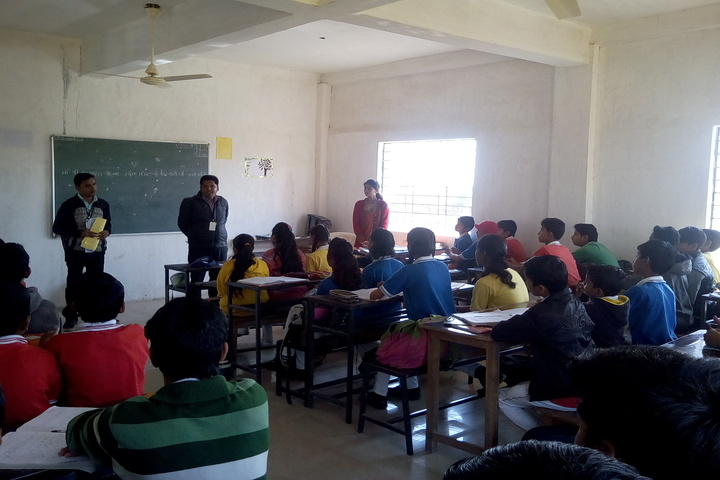 Prime Academy-Classroom