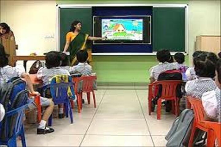 Prime Academy-Smart-Classroom