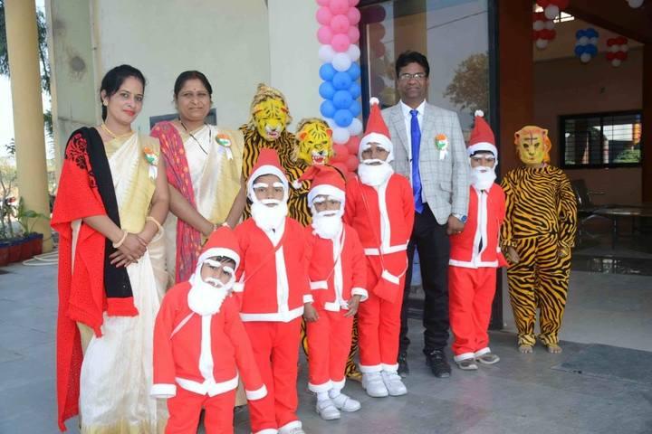 Prof Santosh Mittal Higher Secondary School-Christmas Day