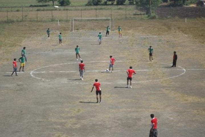 Prof Santosh Mittal Higher Secondary School-Play Ground