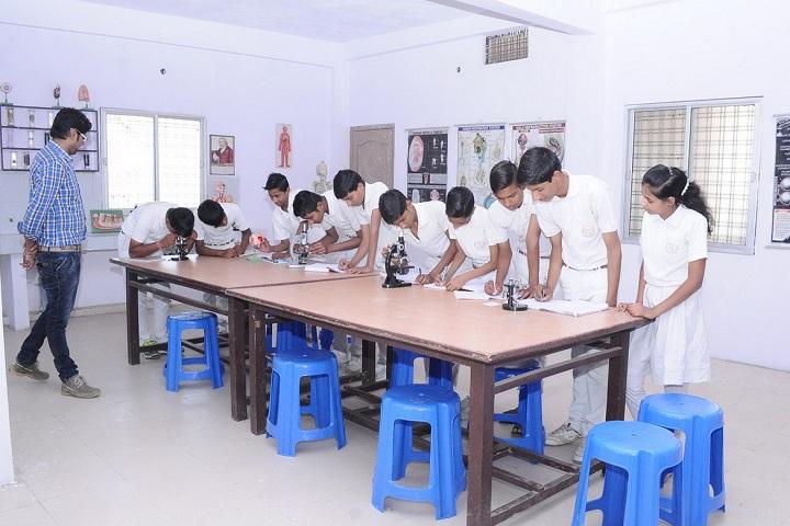 Progressive Academy-Biology Lab