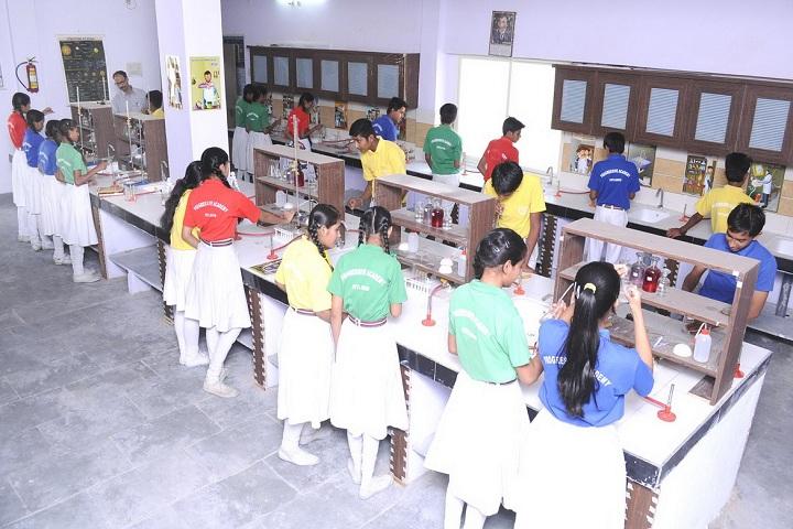 Progressive Academy-Chemistry Lab