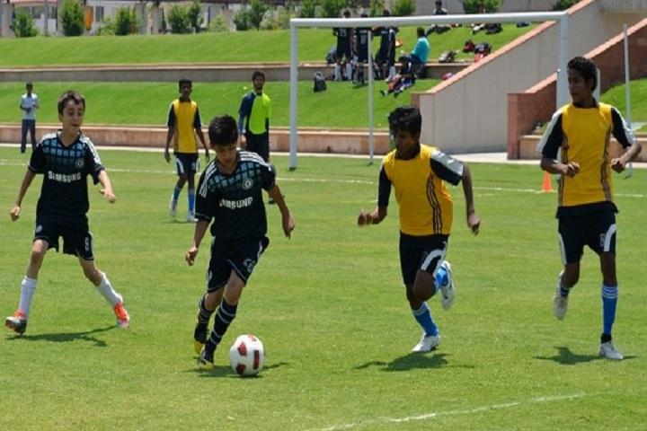 Progressive Academy-Sports Football