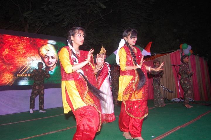 Progressive Public School-Dance
