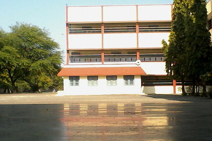 Providence Convent School-Campus View