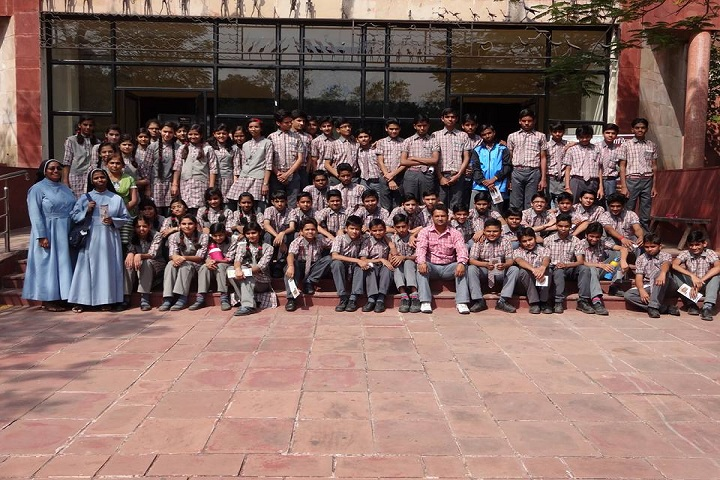 Providence Convent School-Students