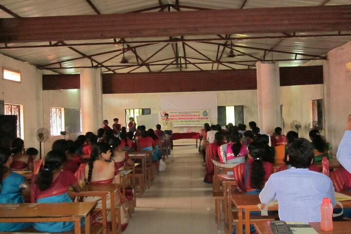 Pushpa Convent Higher Secondary School-Auditorium