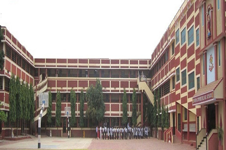 Pushpa Convent Higher Secondary School-Campus-View