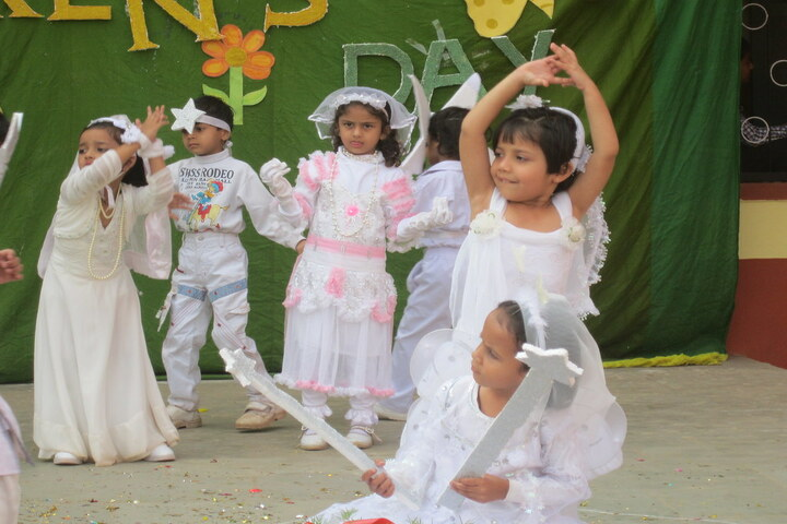 Pushpa Convent Higher Secondary School-Celebration