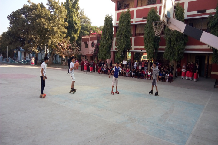 Pushpa Convent Higher Secondary School-Sports
