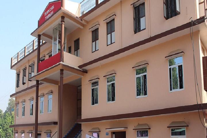 Pushpa English Medium School-Campus View
