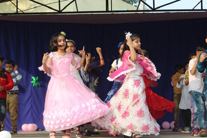 Pushpa English Medium School-Childrens Day