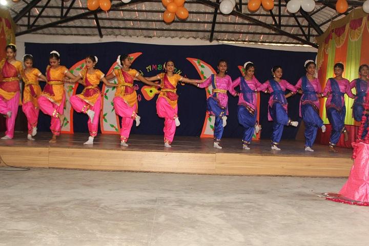 Pushpa English Medium School-Independance Day