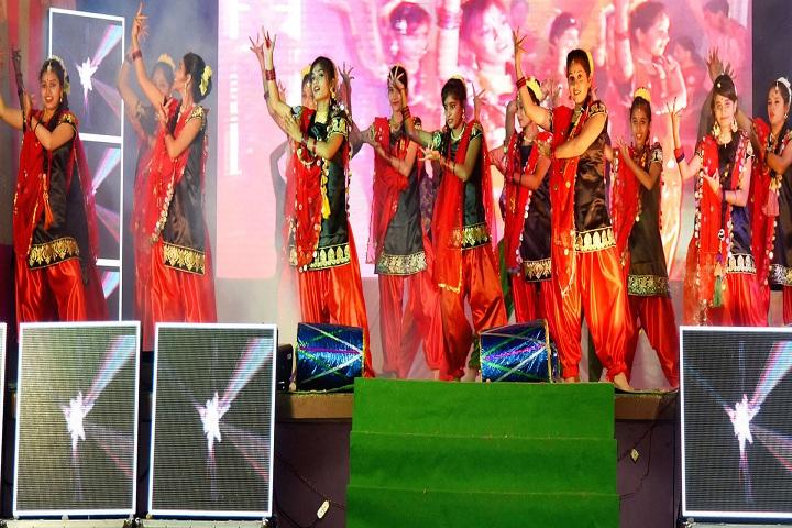 Pushpa English Medium School-Events Programme