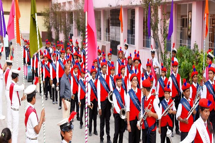 Pushpa English Medium School-Events