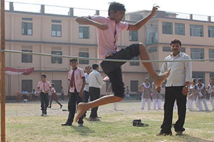 Pushpa English Medium School-Sports
