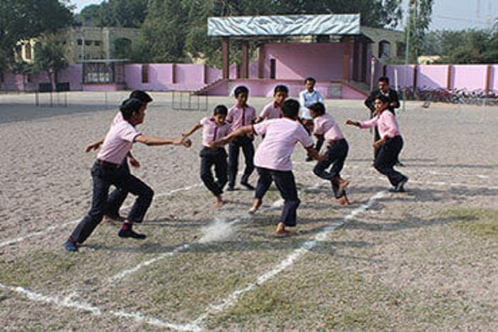 Pushpa English Medium School-Play Ground