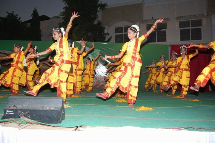 Pushpa Senior Secondary School-Annual Day