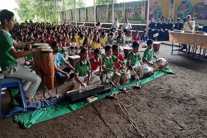 Pushpdeep International School-Music